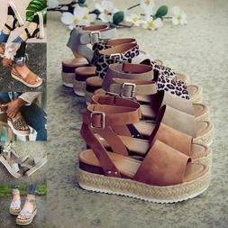 womens casual sandals slippers shoes summer ladies