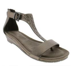 Kenneth Cole Reaction Womens Great Gal 3 Wedge Sandals 7.5 M