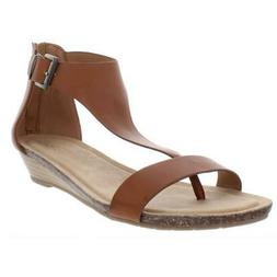 Kenneth Cole Reaction Womens Great Gal  Wedge Sandals 9.5 Me