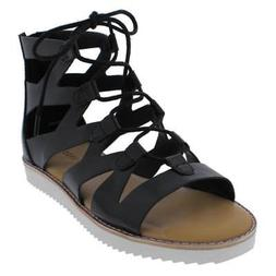Madden Girl by Steve Madden Womens Maxii Wedge Gladiator San