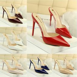 Womens Sandals High Heel Ladies Bridal Party Prom Ankle Stra