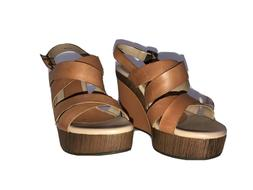 Womens Flexi Wedge Sandals color brown Size US 5.0 NEW